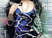 Sonam Kapoor fait couverture VOGUE INDIA (janvier 2010).