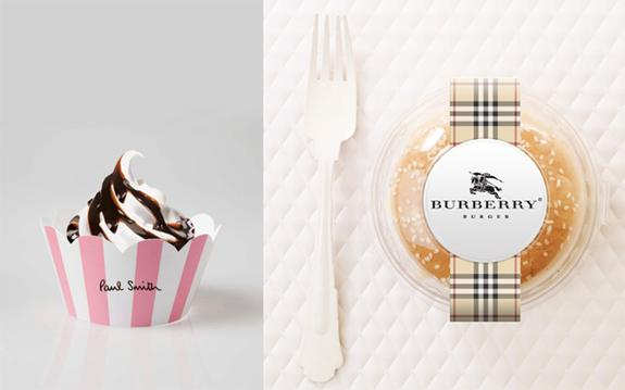 Fast Food de luxe : Chanel, Dior, Burberry…
