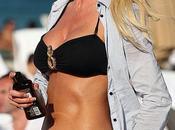 Victoria Silvstedt: Miami Beach Bikini Baby