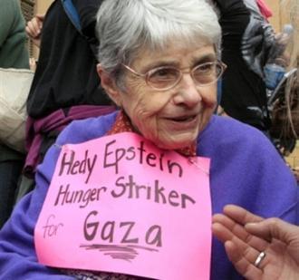 Gaza : grève de la faim d'une rescapée de la Shoah (video)