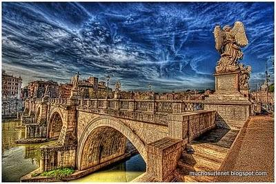 Rome photos en HDR