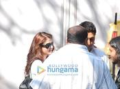 Abhishek Bachchan Aishwarya sets Rohan Sippy's movie