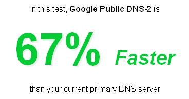 NameBench - DNS tester