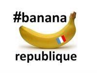 #bananarépublique : faut que ça cesse ! #SVRS !