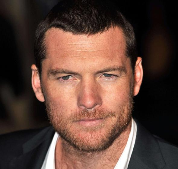 L'acteur Sam Worthington, le 10 décembre 2009 à Londres