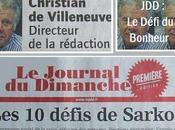 Premier 2010 Défi Bonheur.