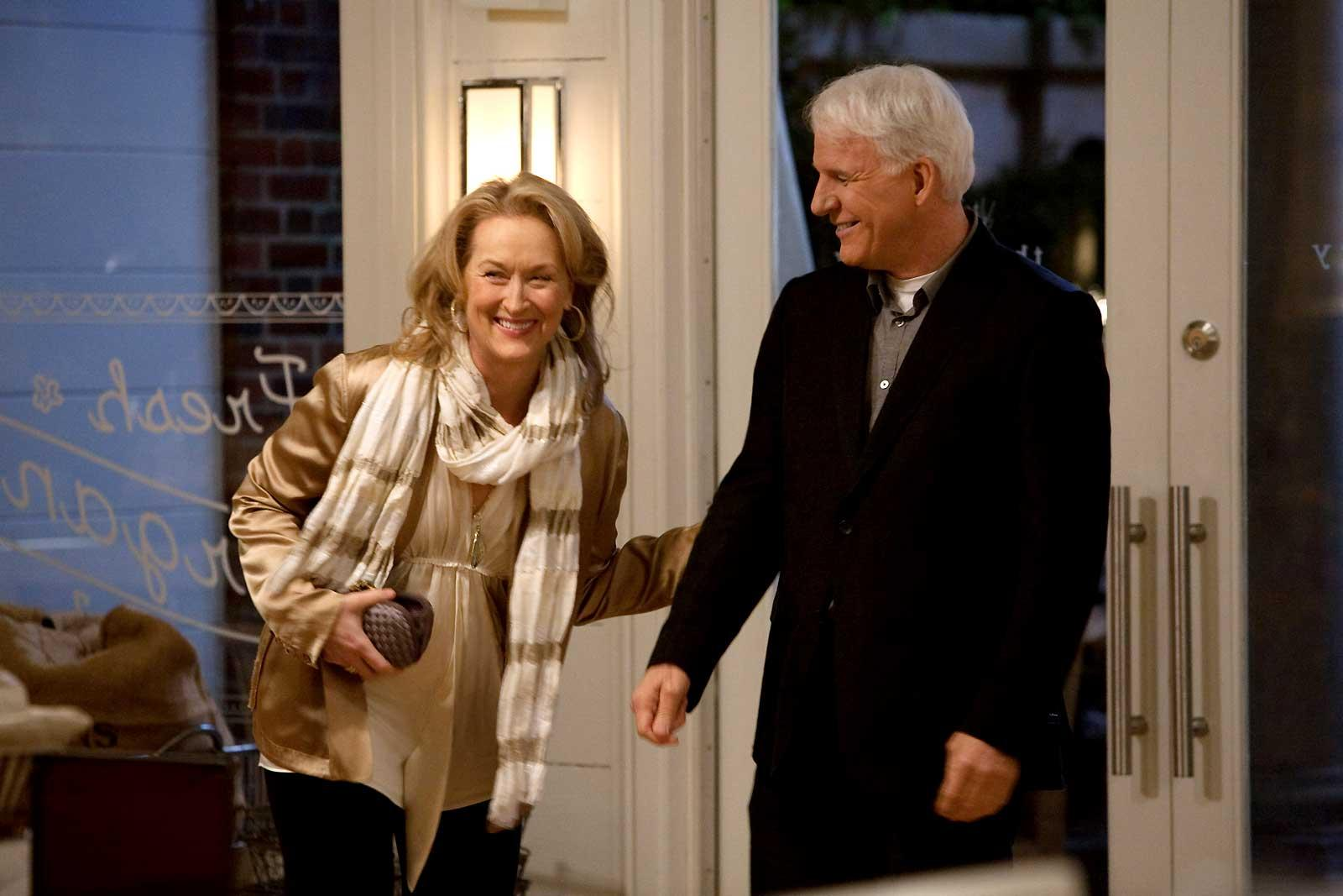 Meryl Streep et Steve Martin. Universal Pictures International France