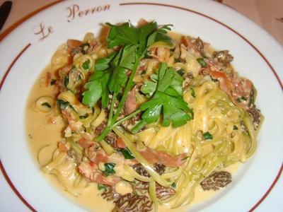 20090916 le perron 03 pasta champignons 2009 : rétrospective  (ChrisoScope)