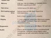 caractéristiques tablette d'Apple, iSlate confirmé...