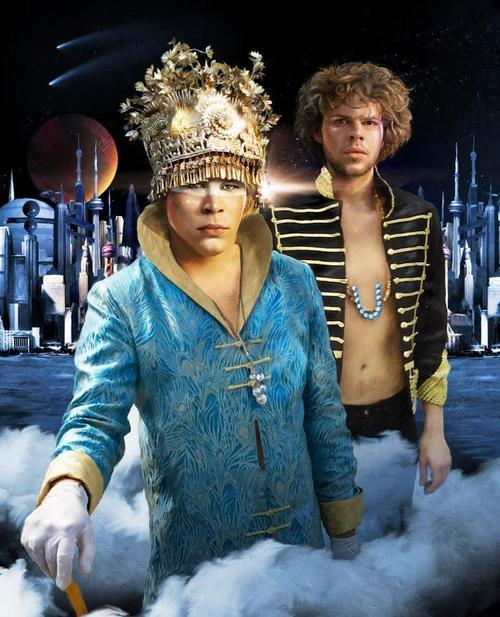 Musique Matinale #18 : Empire Of The Sun – We Are The People