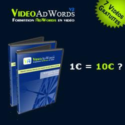 Video adwords