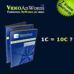 Video adwords