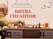 Match entre Korchnoi Spassky