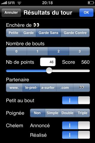 Tarots une application iPhone plein d'atouts