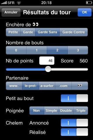 Tarots une application iPhone plein d'atouts