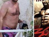 Gerard Butler kilos