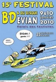 Les Festivals BD de l'hiver 2010 (épisode 1)