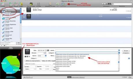 iBank™ interface compte Mac Aficionados