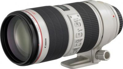 News : un nouveau Canon 70-200mm f/2.8 IS