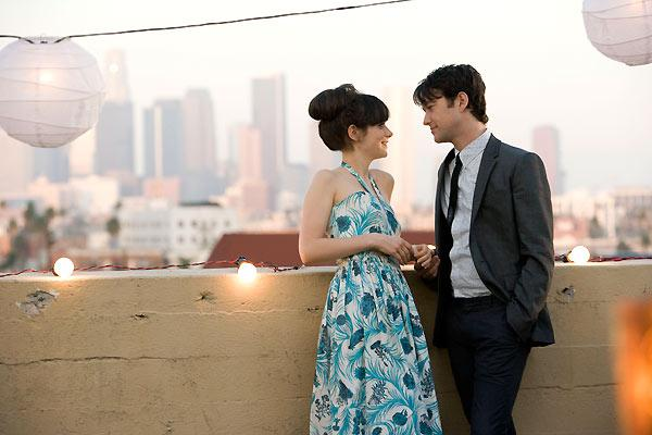 Joseph Gordon-Levitt et Zooey Deschanel. Twentieth Century Fox France