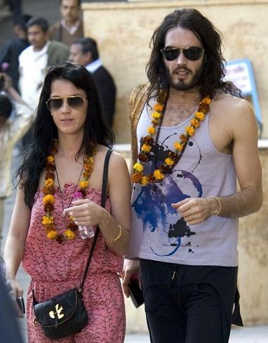 Russell Brand et Katy Perry fiancé !