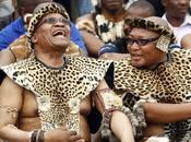 président Zuma célèbre cinquième mariage
