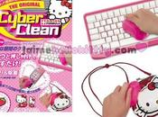 "Hello kitty ""Cyber clean"""
