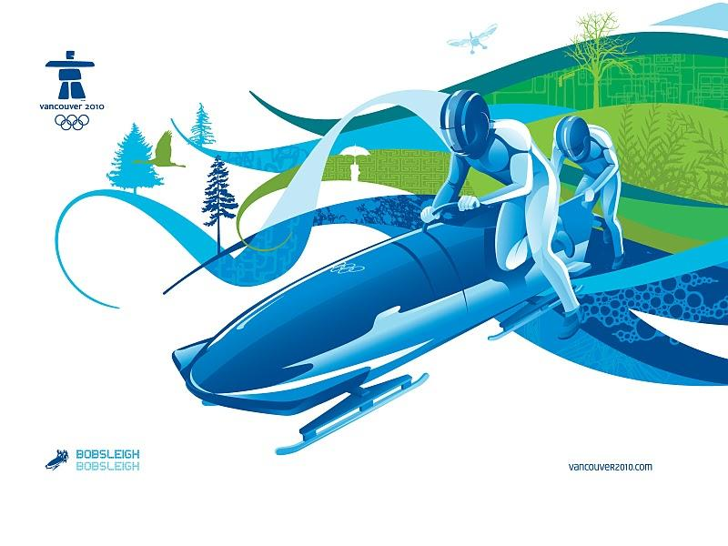 Vancouver 2010 Graphic Identity - Illustrations