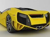 Nouveau design Lamborghini Reventon photos)