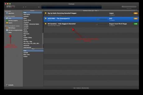 Snowtape interface 2