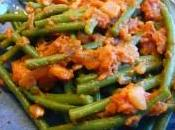 Haricots verts tomate plaisir gourmand janvier