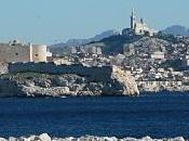 Finir l'année partant l'Ile Frioul, Marseille