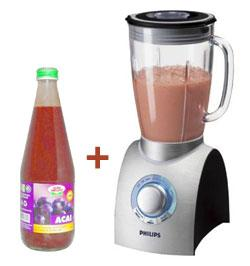 Le blender: L'ami des smoothies