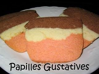 Biscuits Napolitains