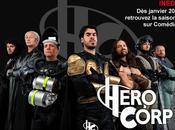 08/01 PROMO: teaser saison Hero Corp (diffusé soir)