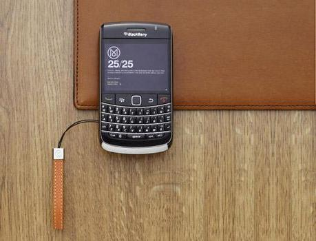 Monocle & BlackBerry 9700