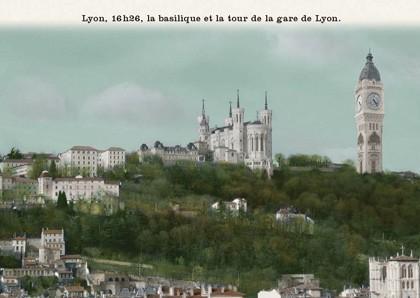 Cartes postales de Lyon (par Plonk et Replonk) - Paperblog