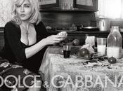 Dolce Gabbana Madonna Campagne 2010