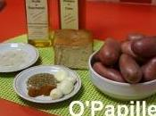 Tapas pommes terre sauce mojo