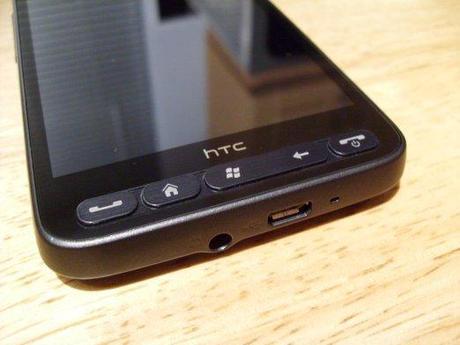 HTC HD 2 button 2