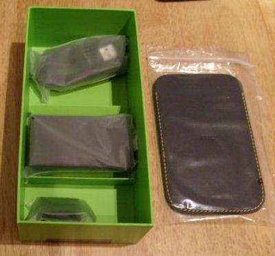 HTC HD 2 box 1
