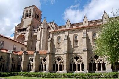 Abbaye De La Chaise Dieu Photos