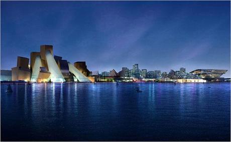 Musée Guggenheim Abu Dhabi