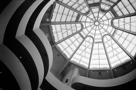 Guggenheim New York - Lobby