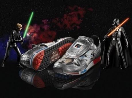 Avant-première spot Adidas spécial Stars Wars