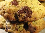 Cookies matcha gros morceaux chocolat noir