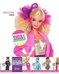 BARBIE ROCKEUSE