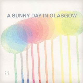 A sunny day in Glasgow