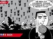 sionistes manifestent
