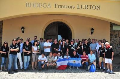 DAKAR 2010 .... UN TRES GRAND BRAVO AU TEAM OMEGA - FRANCOIS LURTON